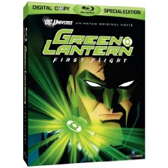 Green Lantern: First Flight Blu-ray