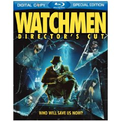 Watchmen: Director's Cut Blu-ray