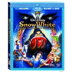 Snow White and the Seven Dwarfs Blu-ray Disc Review