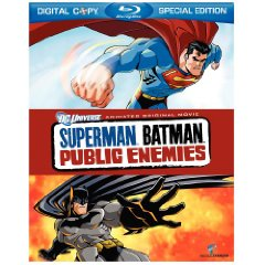 Superaman/Batman: Public Enemies Blu-ray Disc