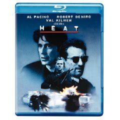 Heat Blu-ray Disc