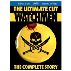 Watchmen: The Ultimate Cut Blu-ray Disc