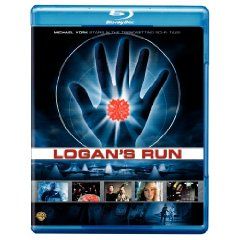 Logan's Run Blu-ray Disc