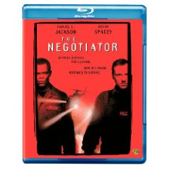 The Negotiator Blu-ray Disc