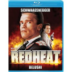 Red Heat Blu-ray Disc
