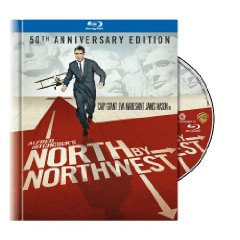 North By Northwest Blu-ray Disc