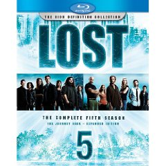 Lost Season 5 Blu-ray