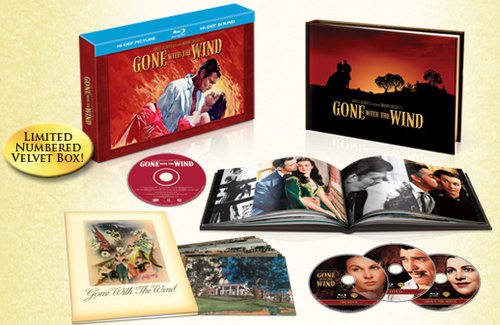 Gone With The Wind: 70th Anniversary Blu-ray Box