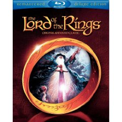 Lord Of The Rings (1978) Blu-ray