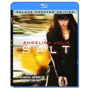 Salt Blu-ray Disc