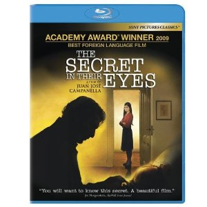 The Secret in Their Eyes [Blu-ray] (2010)