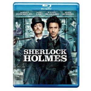 Sherlock Holmes [Blu-ray] (2009)