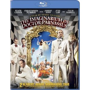 The Imaginarium of Doctor Parnassus [Blu-ray] (2008)