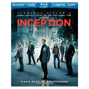 Inception (Three-Disc Blu-ray/DVD Combo + Digital Copy) (2010)