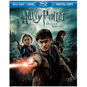 Harry Potter and the Deathly Hallows, Part 2 (Three-Disc Blu-ray/DVD Combo + Digital Copy) (2011)