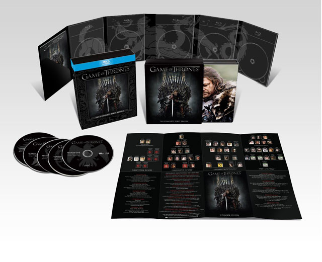 Game of Thrones: The Complete First Season [Blu-ray] (2011)