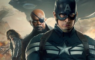 Captain America: The Winter Soldier Blu-ray announced and detailed