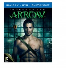 Arrow: The Complete First Season Blu-ray Disc Review
