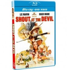 Shout at the Devil Blu-ray Disc Review