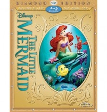 The Little Mermaid: Diamond Edition Blu-ray Disc Review