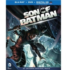 Son of Batman Blu-ray disc review